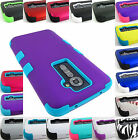 FOR LG G2 2013 D800 D801 LS980 VS980 SHOCK PROOF TUFF ARMOR CASE COVER+STYLUS