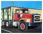 1975 Brockway Huskie 761 Tractor Truck Factory Photo c8654