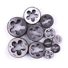 M3-M20 Left Durable Metric Thread Die 0.7mm-2.5mm Diameter Pitch Mold Machining