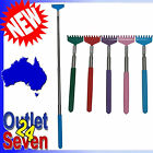 Extendable Back Scratcher Rake Metal Telescopic Compact Massage Extends to 56cm
