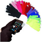 WINTER TOUCH SCREEN Conductive GLOVES for iphone ipad samsung htc smart phones