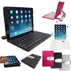 Kyпить 360 Rotating Bluetooth Wireless Keyboard Case Cover Stand For iPad Air 2 & Air на еВаy.соm