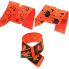 Berisfords Ribbons Polyester Halloween Orange & Black, Pumpkin, Cauldron, Spooky