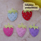 Strawberry Appliques Padded Craft Sewing Scrapbooking Trimming APQE