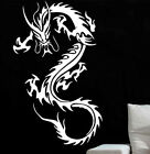 Tribal Asian Dragon Chinese Sticker Vinyl Wall Art Sicker Decal
