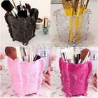 Acrylic Makeup Cosmetic Storage Box Case Holder Brush Pen Organizer Decorative