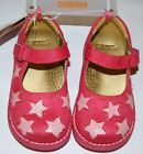 NWT Gymboree Star Of The Show Light Dark Pink Glitter Star Shoes