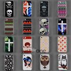 New Apple iPhone 4/ 4S Hard PC Skin Case Cover Back Shell Protector Multi Styles