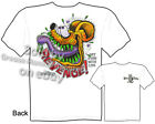Revenge Rat Fink T Shirt Ed Roth Rat Fink Big Daddy Clothing Ed Roth Apparel Tee