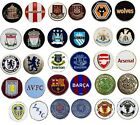 OFFICIAL FOOTBALL TEAM 2 SIDED CREST GOLF BALL MARKER BADGE FATHERS GIFT XMAS