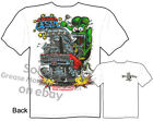 Rat Fink T Shirt 67 Chevelle Shirt 1967 Chevy Cruise Muscle Car Apparel Ed Roth