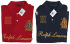 Ralph Lauren Sport  Womens Slim Custom Fit Jockey Riders Club Polo Crest Shirt