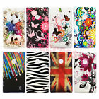 New Painted Pattern Colorful Hard Plastic Back Case Cover F Nokia Lumia 520 N520