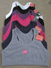 Lot 1 or 3 Cotton Yoga Sports Bra Cami Dance Gym Exercise Tank Top SMALL/LARGE