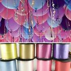 Party Ribbons 5/10/20/50/100/450 Meters Photo Decoration Curling Balloon Ribbon