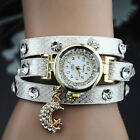 Ladies Rhinestone Crystal Watch Bracelet Bling Girl Fashion Gift Womens Designer