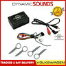 CTVVGX004 Aux In Adaptor Golf Mk5 jack RCD300 RCD500 for Volkswagen + Keys