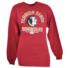 NCAA FSU Florida State Seminoles Orange Bowl Long Sleeve Mens Tee OB3013