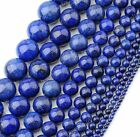 Natural Lapis Lazuli Gemstone Round Beads 3mm 4mm 6mm 8mm 10mm 12mm 14mm 16mm