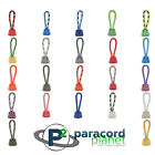 Zipper Pulls in Various Color Combinations - 5, 10, & 20 Pack Sizes