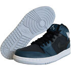 Nike Air Jordan Mens Basketball Shoes - Black/Nightshade - 554724-016
