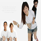Cool summer Funny men womens 3D big Hand Printed T-SHIRT casual party tops wear