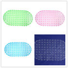 New Anti Slip Shower Mat PVC Massage Pebble Tube Non Slip Safety  Home Bathroom