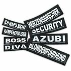 NAME TAGS FOR EZY-DOG SADDLEBAGS (Or Other Brands)