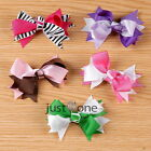 5 Choices Princess Bow Flower Hairpin Hair Accessory Clip Lovely Girls Barrette
