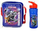 OFFICIAL TRANSFORMERS 4 INSULATED LUNCH BAG, BOTTLE OR SET SCHOOL KIDS GIFT XMAS