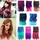 6 Colors Fashion Women Ladies Girl Long Curly Cosplay Fancy Dress Wig Hair New