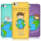HEAD CASE LONG DISTANCE RELATIONSHIP LDR SNAP-ON BACK COVER FOR APPLE iPHONE 5C