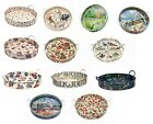 Emma Bridgewater & Matthew Rice Large heavy duty Circular Trays with handles