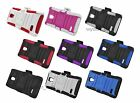 For LG Optimus L9 P769 Rugged Holster Kickstand Belt Clip Case Hard Cover