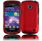 For Samsung Illusion Galaxy Proclaim i110 Hard Matte Rubberized Case Cover
