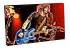 Canvas Picture art print ready to hang Dave Grohl FOO FIGHTERS