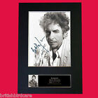BOB DYLAN #2 Signed Autograph Quality Mounted Photo RE-PRINT A4 468