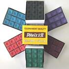 Pioneer Snooker or Pool Cue Chalk 36 Pack - Various Colours