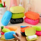 Home Bathroom Shower Travel Hiking Soap Box Dish Plate Case Holder Container