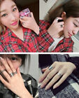 New 3 Pcs Punk Silver Gold Color Knuckle Ring Finger Ring Set
