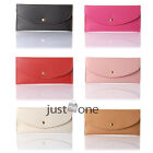 Women Chic Envelope Chain Purse HandBag Multifunctional Shoulder Bag PU Leather