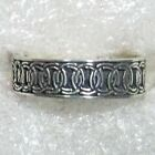 Sterling silver band ring Select size B28