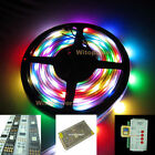 5M WS2801 5050 RGB LED Strip 32Leds/M 32IC/m & T1000S Controller & 5V 10A Power