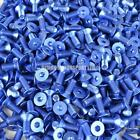 BLUE M6 Pro Alloy Countersunk Screw Bolt Allen Key Universal (choice of length)