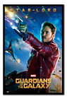 Guardians Of The Galaxy Star Lord Magnetic Notice Board Includes Magnets