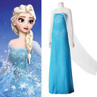 Купить Princess Frozen Snow Costume Cosplay Adult Lady Tulle Elsa Dress SIZE S-XXXL  с доставкой по россии и снг
