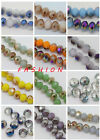 HOT Diy Jewelry Necklace Bracelet Crystal Gemstone Loose Rondelle GLASS BEADS