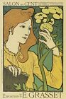 AP27 Vintage French Art Exhibition E. Grasset Advertisement Poster A1/A2/A3/A4