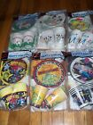 Vintage Party Makers Party Pack for 8 Featuring 80's 90's U Pick NOT a LOT NOS