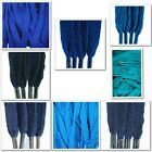 TZ Laces - Blue - Flat, All Lengths, For Boots, Shoes, Plimsoles & Trainers